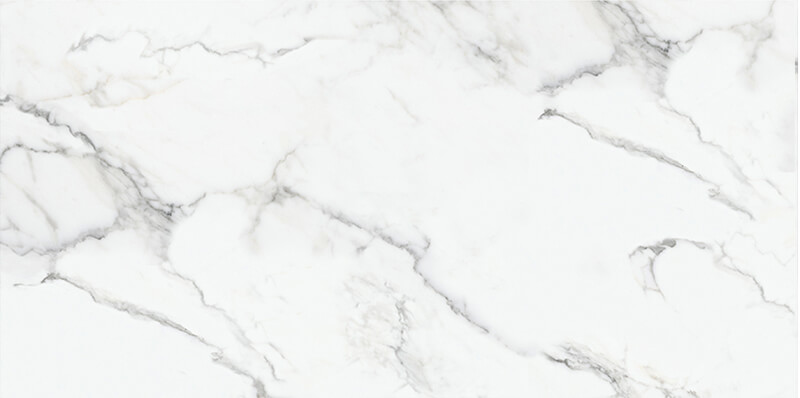 Foshan White Carrara Marble Porcelain Floor Wall Tiles