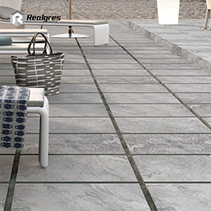 20mm White Cheap Ceramic Patio Tile Floor Tile