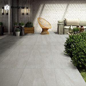Grey Porcelain Paving Slab outdoor patio tile floor