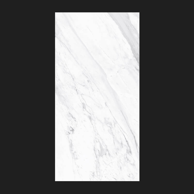 Modern Carrara Ceramic Floor Porcelain Marble Tile Supplier
