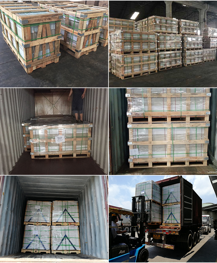 Carrara Ceramic Floor Porcelain Marble Tile Packing