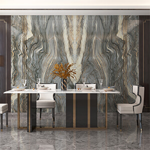 Book Match Large Format Porcelain Tile Ceramic Tile Manufacturer